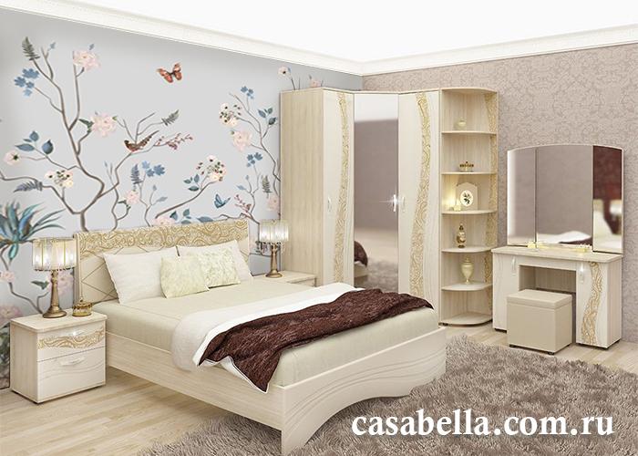 Нежная композиция с цветами, птицами и бабочками